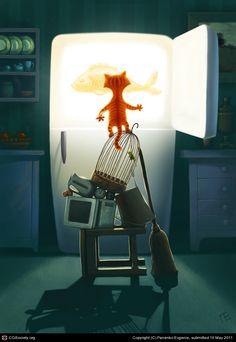 'The Big Fish' by Panenko Evgenie