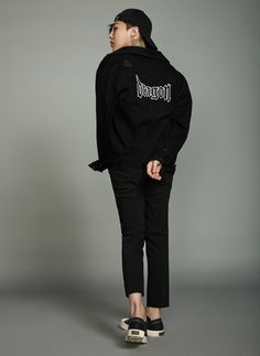 More Photos of G-Dragon for 8 Seconds Collaboration [PHOTO] - bigbangupdates