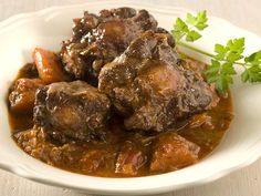 Hearty Oxtail- Banting