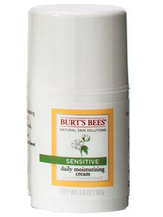 Best 2012 Eco-Friendly Facial Moisturizer - Burt's Bees Sensitive Daily - Best Beauty Buys - InStyle