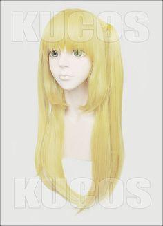 Death Note Amane Misa Anime Costume Cosplay Wig + Free Cap +Track #UnbrandedGeneric