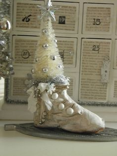 Uniquely ella: Ballerinas and baby shoes make me happy.