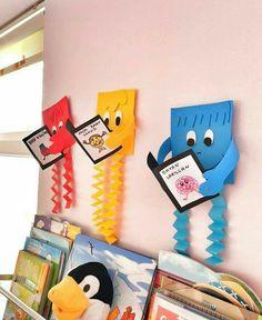 Classroom Projects, Preschool Classroom, Preschool Crafts, Fun Crafts, Crafts For Kids, School Board Decoration, Class Decoration, School Decorations, Classroom Displays