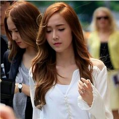 Jessica / Jung Soo Yeon Credit to Instagram: Fashionqueen_Jessica
