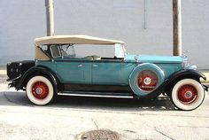 1929 Packard 645 Dual Cowl Phaeton