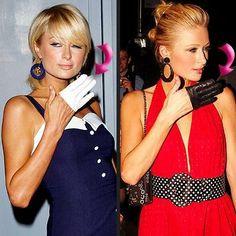 paris hilton in finger less gloves | Paris+Hilton+paris+hilton+pictures+80's+fashion+eighties+fashion ...