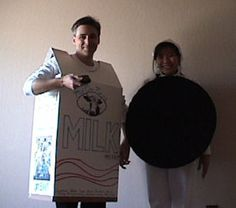 Make an Oreo Cookie Costume | Cookie Gift Baskets Blog