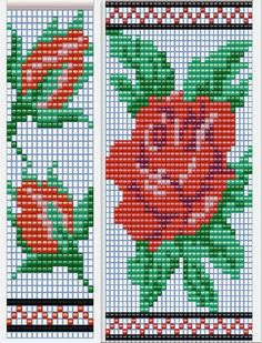 "The location where building and construction meets style, beaded crochet is the act of using beads to decorate crocheted products. ""Crochet"" is derived fro Crochet Flower Patterns, Bead Loom Patterns, Peyote Patterns, Beading Patterns, Tapestry Bag, Tapestry Crochet, Knit Or Crochet, Bead Crochet, Bag Pattern Free"