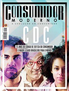 """Edição Impressa 206 - SETEMBRO 2015 - """"CDC - 25 anos do Código De Defesa Do Consumidor, o maior legado brasileiro para o mundo"""""""