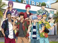 Miraculous Emperor of Red Kise Kuroko, Kagami Taiga, Haikyuu Characters, Anime Characters, Cute Anime Boy, Anime Guys, Kurokos Basketball, Kuroko No Basket Characters, Susanoo Naruto