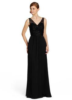 Jim Hjelm Bridesmaids Dress - Fall Collection 2013 - Style #AV9388