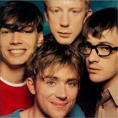 Blur Picture, Blur Photo, Damon Albarn, Blur Band, Graham Coxon, Going Blind, Band Posters, Music Posters, Britpop