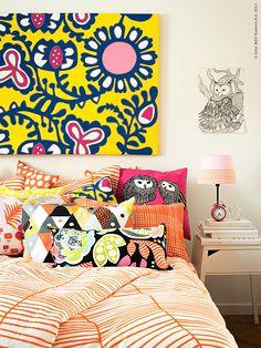 Kuddrummet | Livet Hemma – IKEA