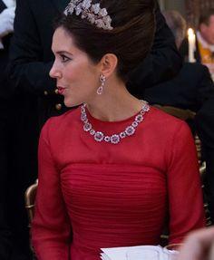 Bling fling: Royal crowns and tiaras
