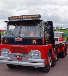 Vintage Trucks, Old Trucks, Old Lorries, James Arthur, Heavy Truck, Commercial Vehicle, Classic Trucks, Heavy Equipment, Buses