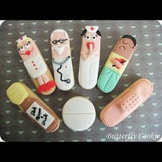 312 Best Occupation Themed Cookies Images Decorated