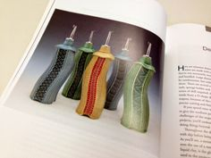 Creative with clay: Pottery by Charan Sachar: Featured in the New Edition of the Extruder Book