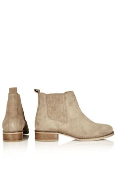 AUGUST Classic Chelsea Boots - Boots - Shoes - Topshop USA