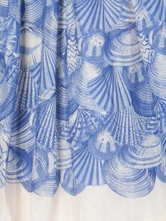 """SuTurno pattern """"Conchas"""" for Hoss Intropia - ss2013"""
