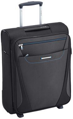 Samsonite Suitcase, 55 cm, 46.0 Liters, Black