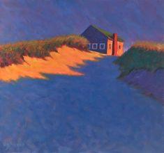 Morning Sun - Peter Batchelder : : New England Based Contemporary Fine Artist Abstract Landscape Painting, Landscape Art, Landscape Paintings, Landscapes, Painting Inspiration, Art Inspo, Barn Art, Art Studies, Art Plastique