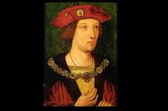 Arthur Prince of Wales and elder broth of Henry VIII. He was married at age 15 to Catherine of Aragon but never consummated their marriage. He died 6 months after their nuptials. She went on to marry Arthur's brother, Henry VIII Tudor King of England. Uk History, Tudor History, British History, Nasa History, Family History, Dinastia Tudor, Los Tudor, Tudor Rose, Elizabeth Woodville