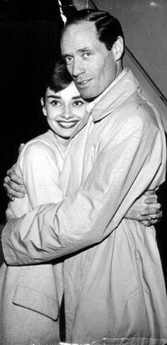 Audrey and Mel - Audrey Hepburn and Mel Ferrer Photo (30642245) - Fanpop