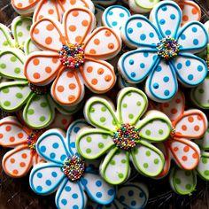 Summer Cookies, Fancy Cookies, Cute Cookies, Cupcake Cookies, Easter Cookies, Cookie Favors, Heart Cookies, Valentine Cookies, Christmas Cookies