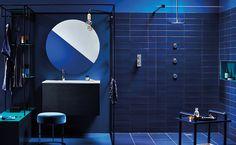bathroom envy bathroom trend hotel inspired kado aspect 900 vanity unit milli axon basin mixer chrome teknobili solido body spray milli axon twin shower mixer chrome nikles pearl 250 square overhead shower