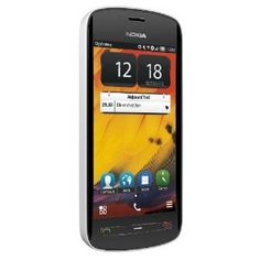 Nokia - 808 pure view - Smartphone - Bi-mode / GPRS / EGPRS / EDGE / GSM - Bluetooth - Wifi - Blanc