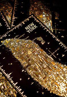 Iconic New York Illuminated