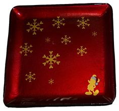 Official Disney Parks Santa Mickey Mouse Holiday Plate Disney http://www.amazon.com/dp/B018PJ9WCO/ref=cm_sw_r_pi_dp_kznxwb0TZK6WQ