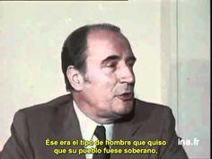 François Miterrand y la muerte de Allende (1973)