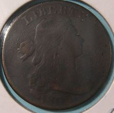 1805 Draped Bust Liberty Head Large Cent Copper by ThatsOldMoney