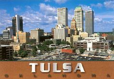 "See 146 photos and 40 tips from 5936 visitors to City of Tulsa. ""Good city indeed. But like any city. The Places Youll Go, Great Places, Places Ive Been, Places To Go, Beautiful Places, Tulsa Oklahoma, Iowa, Kansas, Ohio"
