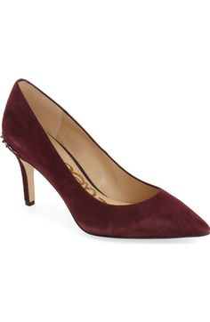 5cb42e3db7f83 Sam Edelman  Tonia  Spike Rand Pointy Toe Pump (Women) available at