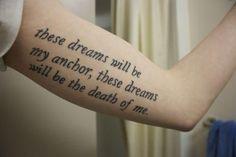 Foto: Reprodução / Tattoos ideas