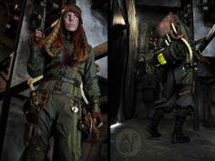 Steampunk Adventurer Costume #2 by Nymla.deviantart.com on @deviantART