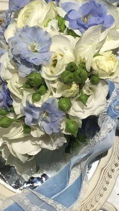Light Blue Flowers, Turquoise Flowers, Flower Lights, Hydrangea Boutonniere, Blue Boutonniere, Wholesale Flowers Online, Wedding Colors, Wedding Flowers, Babys Breath Flowers