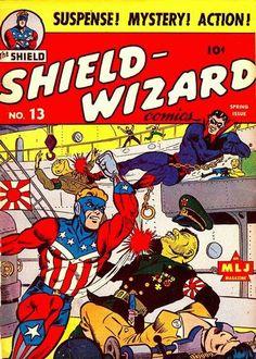 Japan - It's A Wonderful Rife: WW II American Comics Versus Japan - 2