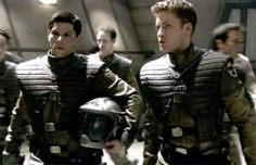 Battlestar Galactica: Blood & Chrome pilot to screen online.