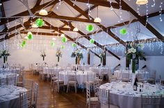 Take a look inside the rustic and oh-so romantic wedding venue Oxnead Hall in Norfolk. Barn Wedding Venue, Dream Wedding, Rustic, Table Decorations, Contemporary, Home Decor, Country Primitive, Decoration Home, Room Decor