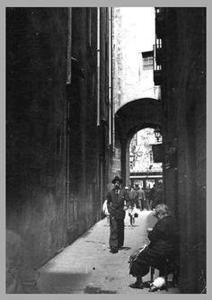 Arc del Teatre/Rambles