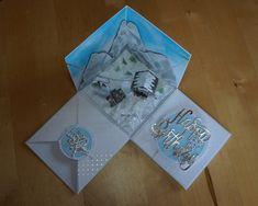 HandWerk aus Papier: Ski foan.........zum 50. Geburtstag Birthday Gifts For Best Friend, Best Friend Gifts, Best Friends, Ski Card, Box Art, Art Boxes, Memories Box, Explosion Box, Skiing
