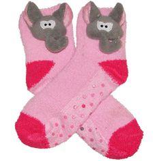 RSG Girls & Women's Animal Non Skid Slipper Socks (Solid Elephant) RSG http://www.amazon.com/dp/B00H30DD0O/ref=cm_sw_r_pi_dp_xthcwb0HMG7FD