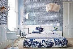 Inspiration: 15 Blue Interiors
