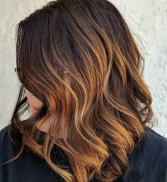 Bring on the autumnal colors and pumpkin spice hair! 🍂🍁🎃 Color by: Brilliant Brunette, Pumpkin Spice, Long Hair Styles, Autumnal, Brunettes, Hair Color, Beauty, Colors, Instagram