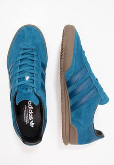 best website 4846d 71a41 adidas Originals JEANS - Trainers - noble tealblue night for with free  delivery at Zalando
