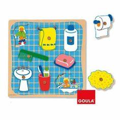 Goula 53032 - Puzzle Baño