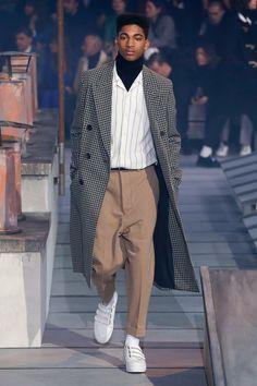 Ami | Menswear - Autumn 2018 | Look 10
